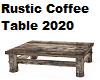 Rustic Coffee Tlb 2020