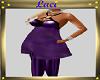 ~L~Maternity Purple