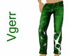 Sexy Green Jeans Animatd