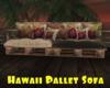 -IC- Hawaii Pallet Sofa