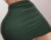 $ Silk Skirt  M