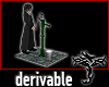 [T] Derivable Water Pump