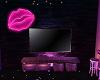 Kiss Neon Lips