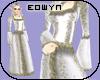 *E* elvish magic gown