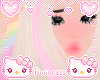 ♡ cutie blonde