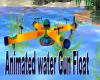Animated water Gun Float
