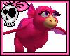 Bubblegum Violet Dragon