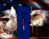[S] Blue Marine Pants