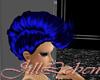 Sama Blue Hair