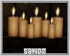 S. Fall Candles
