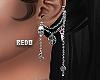 ear chains L
