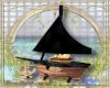 Boat fireplace