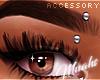 $ Eyebrow Piercing-Silve