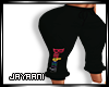 Bur Capri Sweats Black