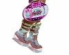 Kids LOL Doll Boots