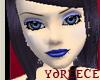 +Y Goth Blue Milk