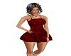 Red Spider Dress