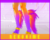 [HIME] Miya Leg Fur