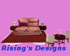 (PR) Bedroom Suite Rose
