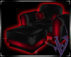 ⚔ Scarlet Cuddle Chair