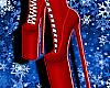 X-mas Santa Heels