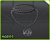 N! Pentagram Necklace M