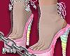 Y, Platform Heels