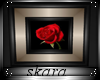 sk:Red Rose Wall Hanging