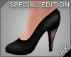 ~AK~ Royal Heels: Onyx