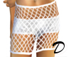 Layerable Fishnet skirtW
