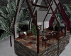 {D} Winter Cabin