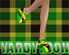 !Hot Gal 'JA Sandals!