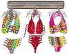 Beach Bikini Display