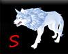 Light blue wolf