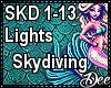 Lights: Skydiving