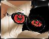 Calgary Flames Earrings