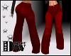 D- Wide Leg Red XXL