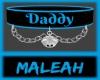 Daddy Collar: Blue