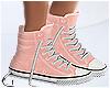 ~Gw~ Pink Sneakers