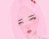 P| Baby pink Leslie