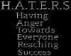 H.A.T.E.R.S
