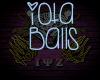K! Iota Balls