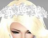 White Headdress Flowers
