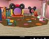 kids anim dance floor