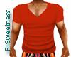 FLS T Shirt - Orange