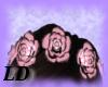 Pastel Pink Rose Band