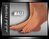 -Bare feet- Black Nail M