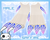 Celestial Dragon Feet M