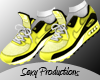 *SP*Air Max Yellow