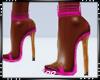 *Vixen Hot Pink Heels
